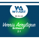 VERNIS ACRYLIQUE  BRILLANT